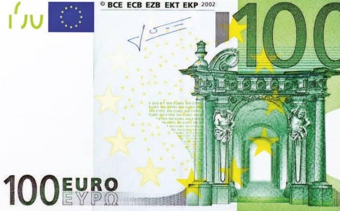 Banknot 100 euro